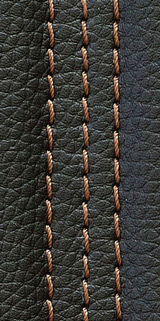 Sample of brown thread color