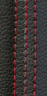 Sample of red thread color