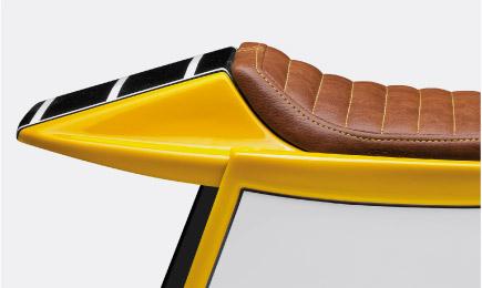 Flat Track Seats