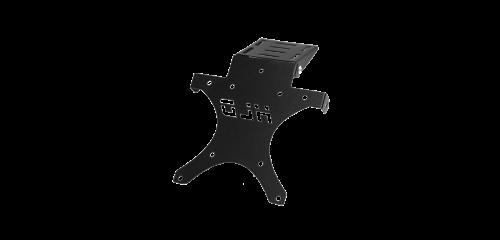 Universal license plate holder